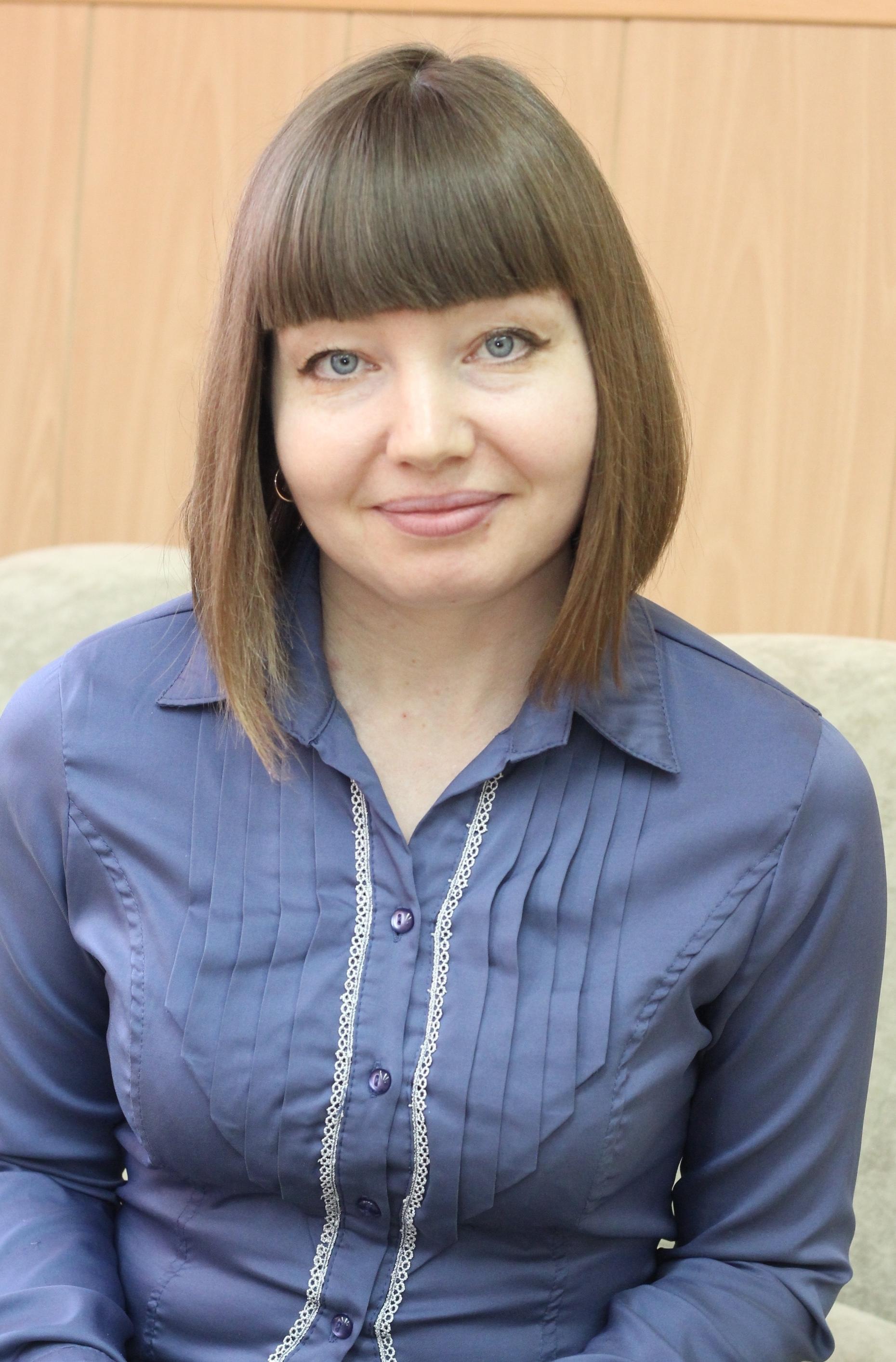 Меньщикова Ольга Александровна